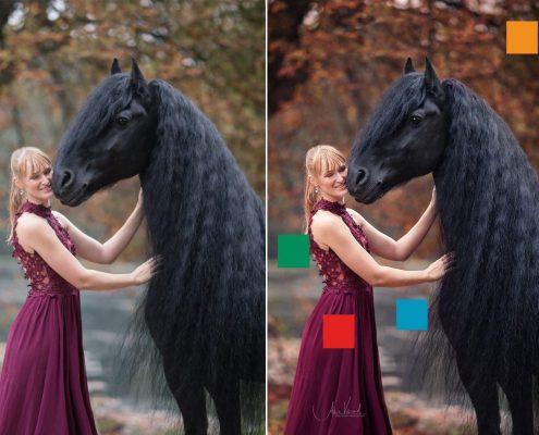 Farbe und ihre Wirkung in Photoshop